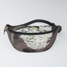 Bougainvillea and Wagon Wheel Fanny Pack