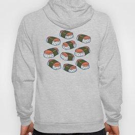 Spam Musubi Sushi Pattern Hoody