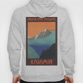 Vintage poster - Kashmir Hoody