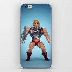He-Man Battle Damage  iPhone & iPod Skin