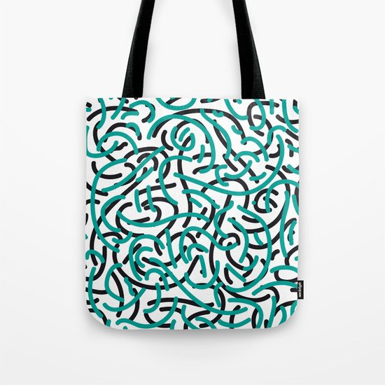 woke up Tote Bag