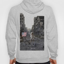 Mission to Syria Hoody