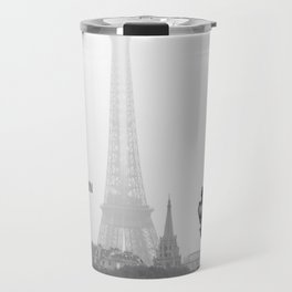 Paris is Always a Good Idea Travel Mug