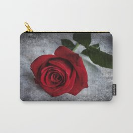 The red rose Carry-All Pouch