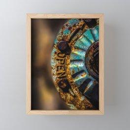 Open Framed Mini Art Print