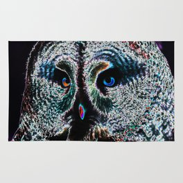 Owl_20170601_by_JAMColorsSpecial Rug