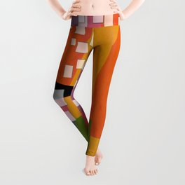 autumn day Leggings