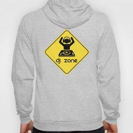 DJ Zone Rave Quote Hoody