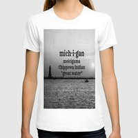 michigan T-shirts featuring Michigan by KimberosePhotography