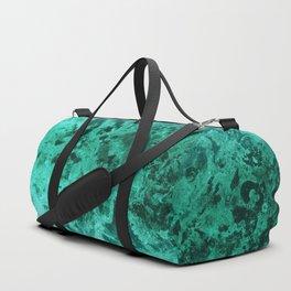 Malachite Dream #1 #gem #decor #art #society6 Duffle Bag