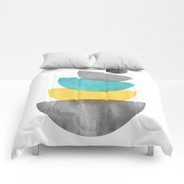 Mid Century Scandinavian Comforters
