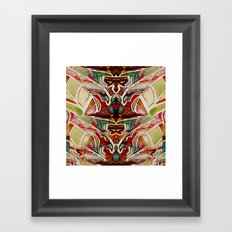 Indian Summer Framed Art Print