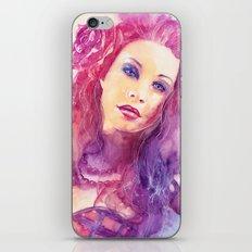 Hidden paradise iPhone & iPod Skin