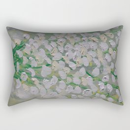 Return of Happiness Rectangular Pillow