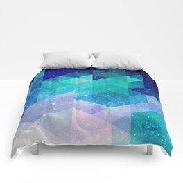 Geometric and electric Comforters