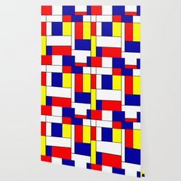 Mondrian #38 Wallpaper
