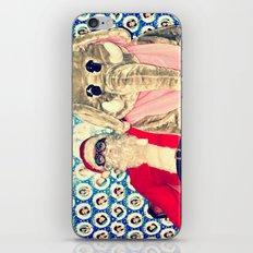 Awkward Couple iPhone & iPod Skin