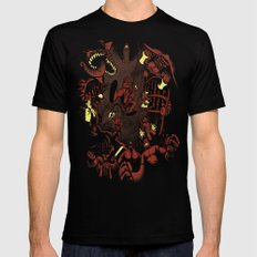 Sinister Situation Mens Fitted Tee Black SMALL