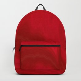 Valentine's Day Red Heart Pattern Backpack