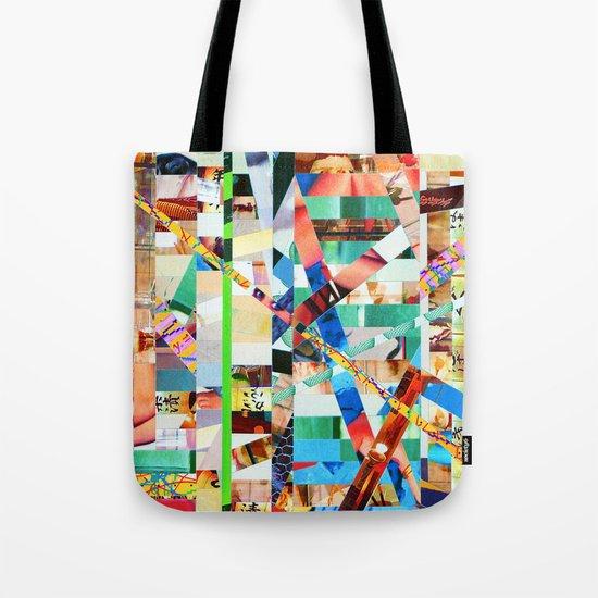 Bianca (stripes 22) Tote Bag