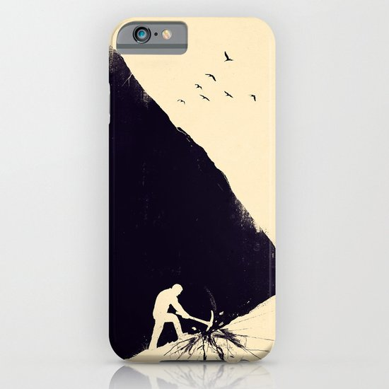Freedom Seeker iPhone & iPod Case
