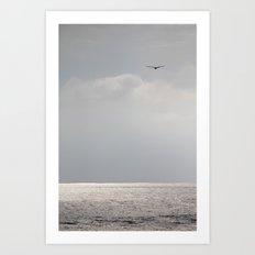 sea. Art Print