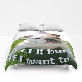 It's My Pawty  Comforters