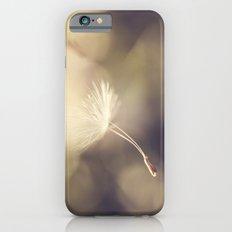 Broken Dandelion, Bokeh Slim Case iPhone 6s