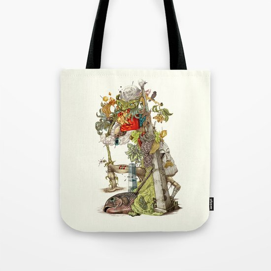 compositions Naturally Tote Bag