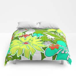 Spring to Life Comforters