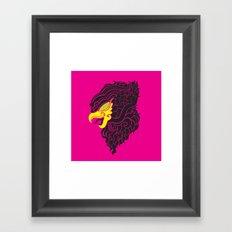 Sherock logo Framed Art Print