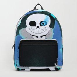 Sans the Skeleton Backpack