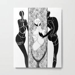 Transmutatio Metal Print