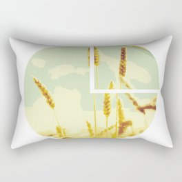 On the other side of the mountain Rectangular Pillow