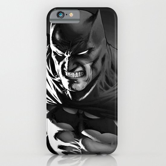 Dark Knight iPhone & iPod Case