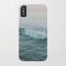 Let's Surf V iPhone Case