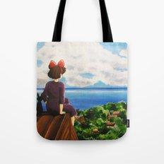 Kiki's dream Tote Bag
