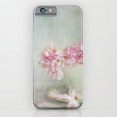Memories of spring Slim Case iPhone 6s
