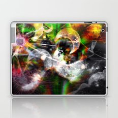 Dreaming...glitches Laptop & iPad Skin