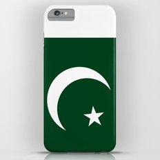 Flag of Pakistan iPhone 6 Plus Slim Case