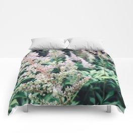 Flowers in the Garden Comforters
