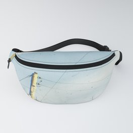 Crossed wires Fanny Pack