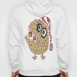 Christmas Fruitcake Monster Hoody