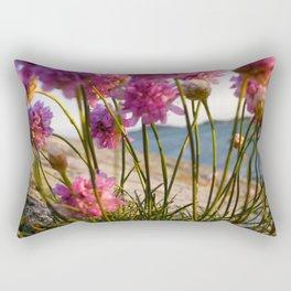 Armeria Maritima Rectangular Pillow