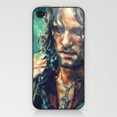 Elessar iPhone & iPod Skin