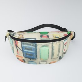 Free Parking Fanny Pack