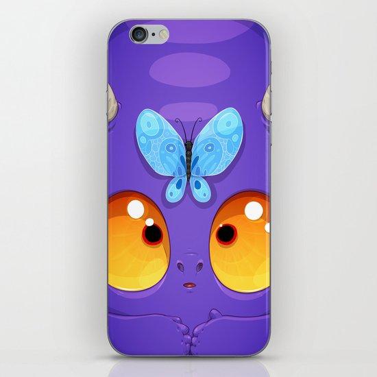 Darjeeling iPhone & iPod Skin
