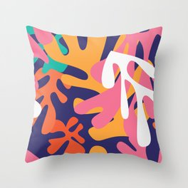 Matisse Pattern 010 Throw Pillow