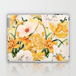 Wordsworth  and the daffodils. Laptop & iPad Skin