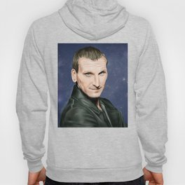 9th Doctor Who Hoody